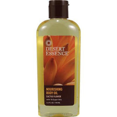 Desert Essence Nourishing Body Oil Cactus Flower - 6.4 fl oz