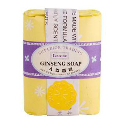 Picture of Superior Ginseng Soap - 2.85 oz