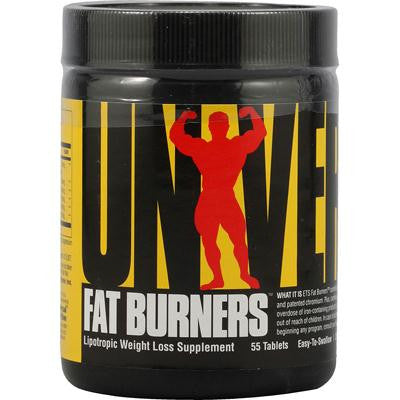 Picture of Universal Nutrition Fat Burners - 55 Tablets