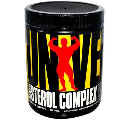 Picture of Universal Nutrition Natural Sterol Complex - 180 Tablets