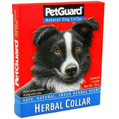 Picture of PetGuard Herbal Collar For Dogs