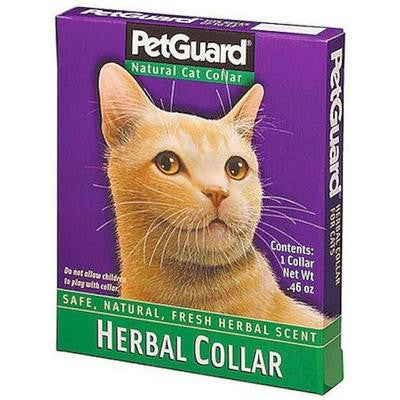 Picture of PetGuard Herbal Collar For Cats - 1 Collar
