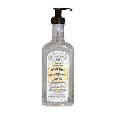 Picture of J.R. Watkins Natural Home Care Hand Soap - Orange Citrus - 11 oz
