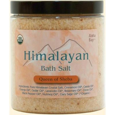 Picture of Himalayan Bath Salts Queen of Sheba - 24 oz