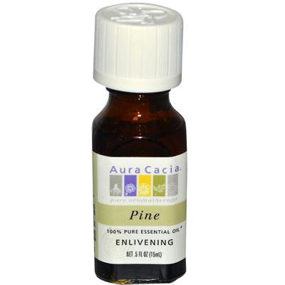 Picture of Aura Cacia Pure Essential Oil Pine - 0.5 fl oz