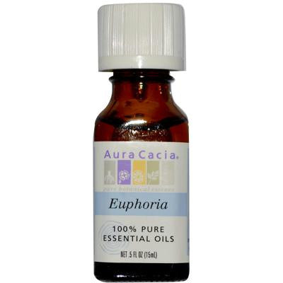 Picture of Aura Cacia Pure Essential Oils Euphoria - 0.5 fl oz