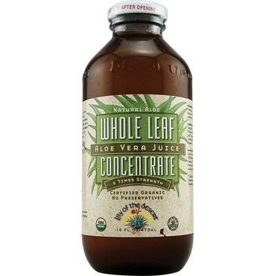 Picture of Lily of the Desert Aloe Vera Juice Whole Leaf Concentrate - 16 fl oz