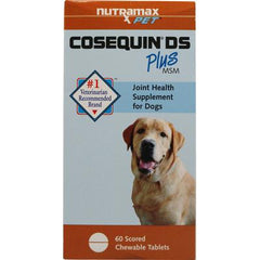 Cosequin Cosequin DS Plus MSM for Dogs - 60 Chewable Tablets