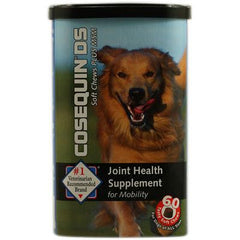 Cosequin Soft Chew Plus MSM for Dogs - 60 Chewable Tablets