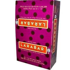 LaraBar - Chocolate Chip Cherry Torte - Case of 16 - 1.6 oz