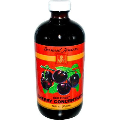 Picture of Bernard Jensen Our Finest Cherry Concentrate - 16 fl oz