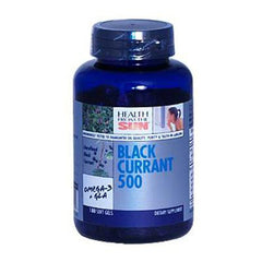 Health From the Sun Black Currant 500 - 180 Capsules