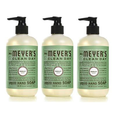 Picture of Mrs. Meyer's Liquid Hand Soap - Parsley - Case of 6 - 12.5 oz