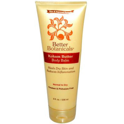Picture of Better Botanicals Kokum Butter Body Balm - 8 fl oz