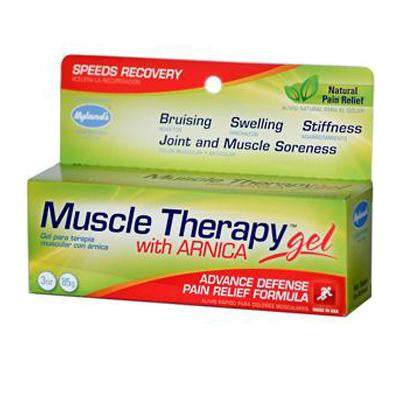 Picture of Hyland's Muscle Therapy Gel with Arnica - 3 oz