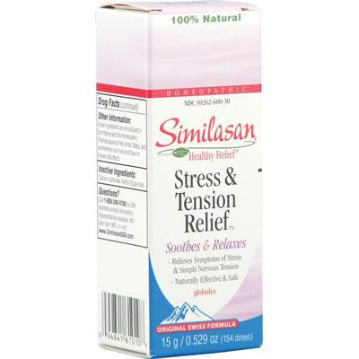Picture of Similasan Stress and Tension Relief - 15 g