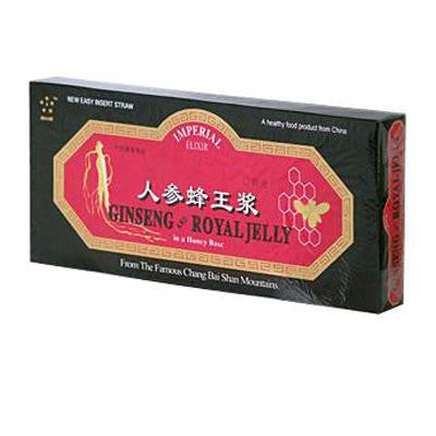 Picture of Imperial Elixir Ginseng and Royal Jelly - 10 mg - 10 Vials