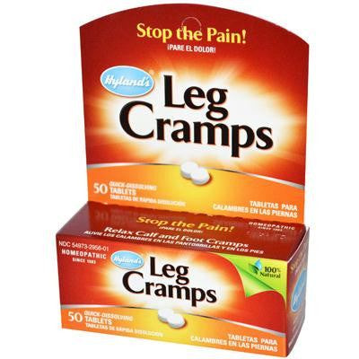 Picture of Hyland's Leg Cramps - 50 Quick Disolving Tablets
