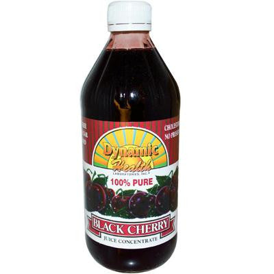Picture of Dynamic Health Black Cherry Juice Concentrate - 16 fl oz