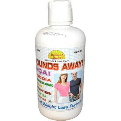 Picture of Dynamic Health Pounds Away - 32 fl oz