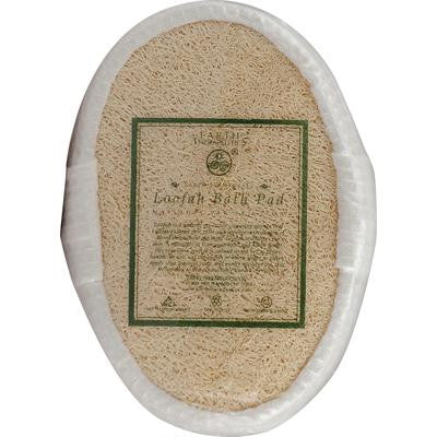 Picture of Earth Therapeutics Loofah Bath Pad - 1 Pad