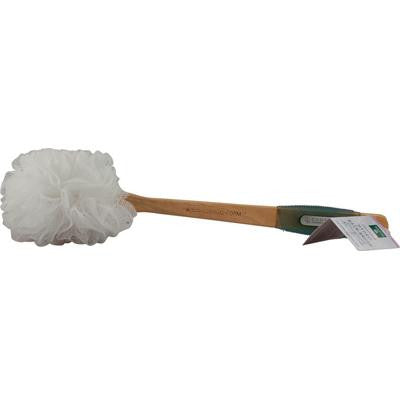 Picture of Earth Therapeutics Hydro Back Brush White - 1 Brush