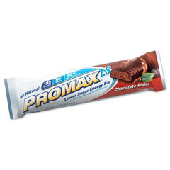 Promax Low Sugar Bar - Chocolate Fudge - Case of 12 - 2.36 oz