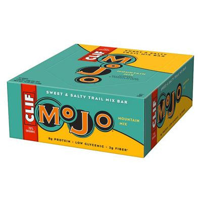 Picture of Clif Bar Mojo Bar - Organic Mountain Mix - Case of 12 - 1.59 oz