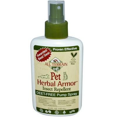 Picture of All Terrain Pet Herbal Armor Insect Repellent - 4 fl oz