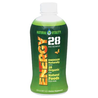 Picture of Natural Vitality Energy - 30 oz