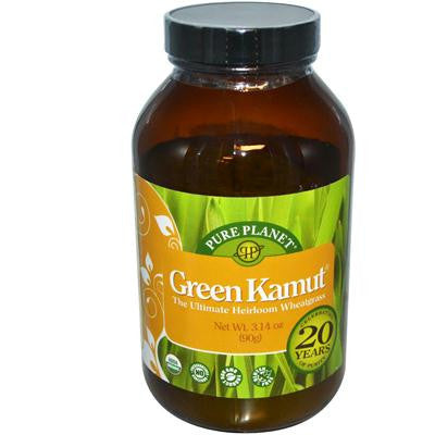 Picture of Pure Planet Green Kamut - 3.14 oz