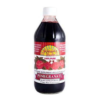 Picture of Dynamic Health Pomegranate Juice Concentrate - 16 fl oz