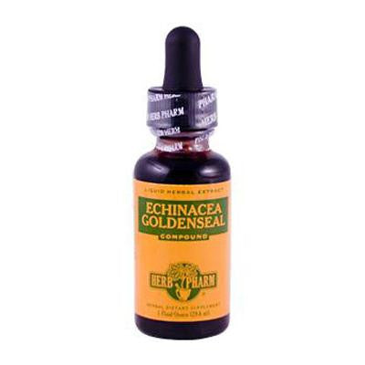 Picture of Herb Pharm Echinacea Goldenseal Compound - 1 oz