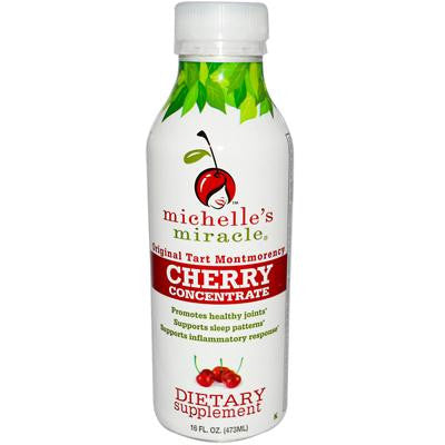 Picture of Michelle's Miracle Original Tart Montmorency Cherry Concentrate - 16 fl oz