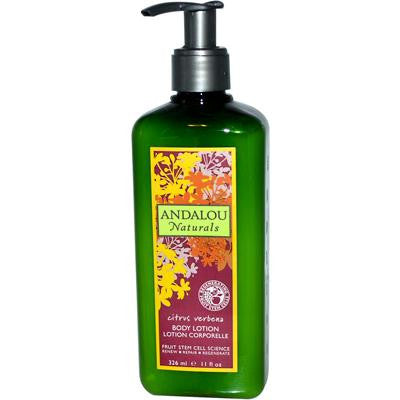 Picture of Andalou Naturals Uplifting Body Lotion Citrus Verbena - 11 fl oz