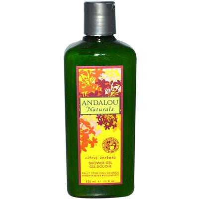 Picture of Andalou Naturals Uplifting Shower Gel Citrus Verbena - 11 fl oz