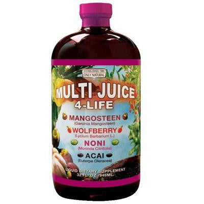 Picture of Only Natural Multi Juice 4 Life - 32 oz