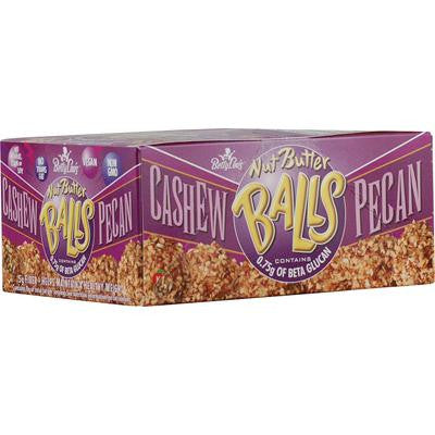 Picture of Betty Lou's Gluten Free Nut Butter Balls Cashew Pecan - Case of 18 - 1.4 oz