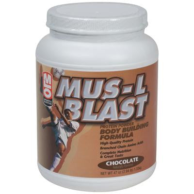 Picture of MLO Mus-L-Blast - Chocolate - 47 oz