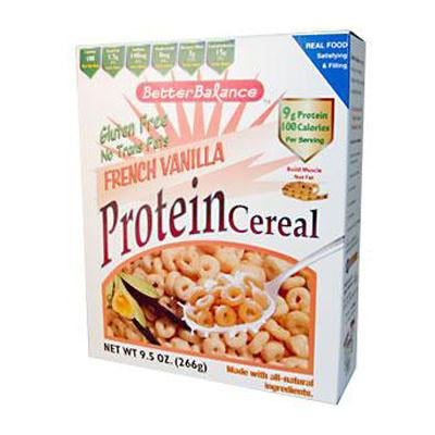 Picture of Kay's Naturals Better Balance Protein Cereal French Vanilla - 9.5 oz - Case of 6