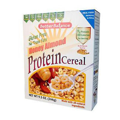 Picture of Kay's Naturals Better Balance Protein Cereal Honey Almond - 9.5 oz - Case of 6