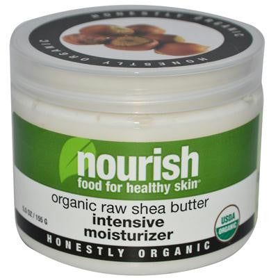 Picture of Nourish Organic Raw Shea Butter Intensive Moisturizer - 5.5 oz