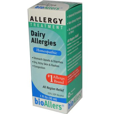 Picture of Bio-Allers Dairy Allergies Treatment - 1 fl oz