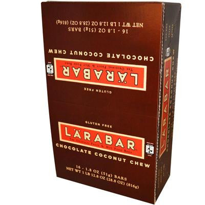 Picture of LaraBar - Chocolate Coconut - Case of 16 - 1.8 oz