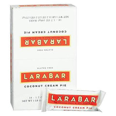 LaraBar - Coconut Cream - Case of 16 - 1.7 oz