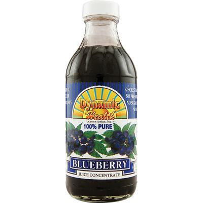 Picture of Dynamic Health Blueberry Juice Concentrate - 8 fl oz