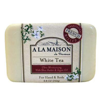 Picture of A La Maison Bar Soap White Tea - 8.8 oz