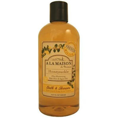 Picture of A La Maison Shower Gel - Honeysuckle - 16.9 oz