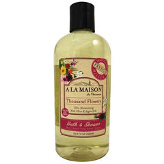 A La Maison Shower Gel - Thousand Flowers - 16.9 oz