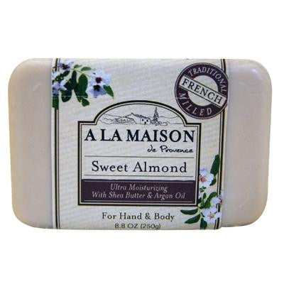 Picture of A La Maison Bar Soap Sweet Almond - 8.8 oz